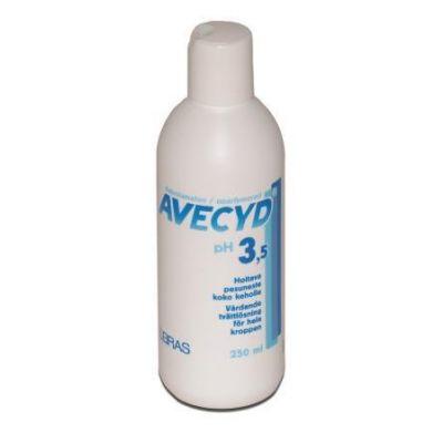 AVECYD PESUNESTE SININEN HAJUSTAMATON 250 ml