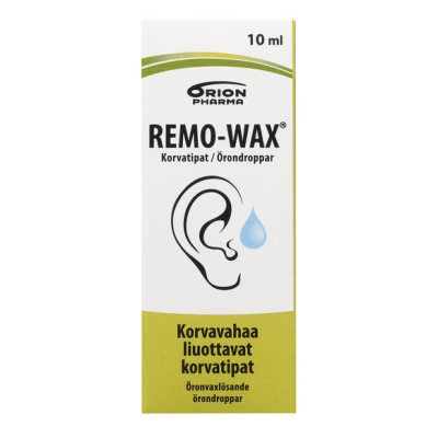 REMO-WAX KORVATIPAT 10 ml