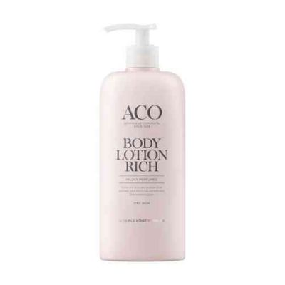 ACO BODY LOTION RICH HAJUSTETTU 400 ml