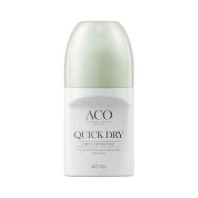 ACO BODY DEO QUICK DRY HAJUSTETTU 50 ml