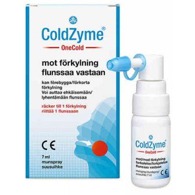 COLDZYME FLUNSSAA VASTAAN SUUSUIHKE X7 ML
