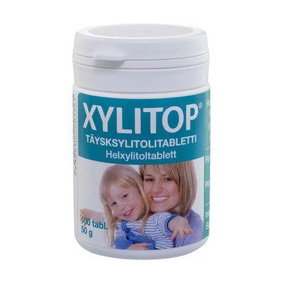 XYLITOP PIPARMINTTU KSYLITOLITABLETTI X100 TABL / 50 G