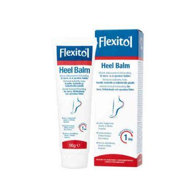 Flexitol Heel Balm kantapää balsami 56 g