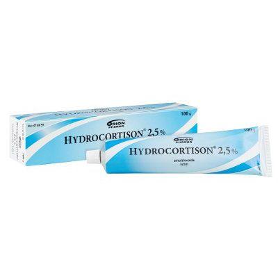 HYDROCORTISON 2,5 % emuls voide 100 g