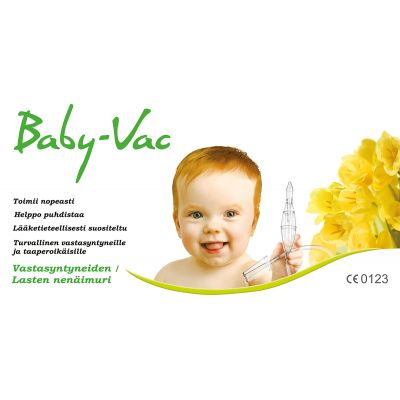 Baby-Vac 1 kpl