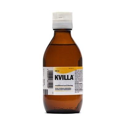 KVILLA oraaliliuos 200 ml