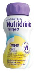 NUTRIDRINK COMPACT VANILJA X4X125 ML