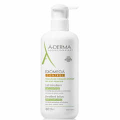 A-Derma Exomega Control lotion 400 ml