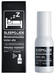 SLEEPGUIDE MELATONIINISUIHKE 40 ml